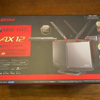 バッファロー WXR-5950AX12R 初回限定版
