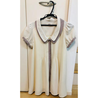 ダズリン(dazzlin)のdazzlinロングシャツ(シャツ/ブラウス(半袖/袖なし))