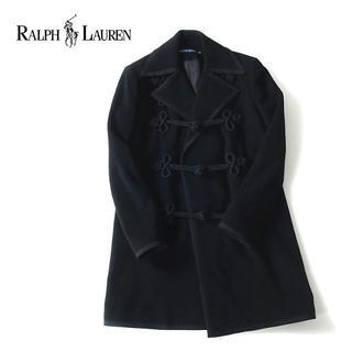 ラルフローレン(Ralph Lauren)のラルフローレン ロープフック◎ナポレオン風メルトンウールコート(ピーコート)