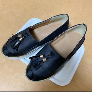 ハルタ(HARUTA)のオシャレ厚底ローファー(ローファー/革靴)