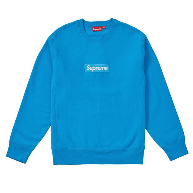 Supreme(シュプリーム)のsupreme box logo crewneck メンズのトップス(スウェット)の商品写真