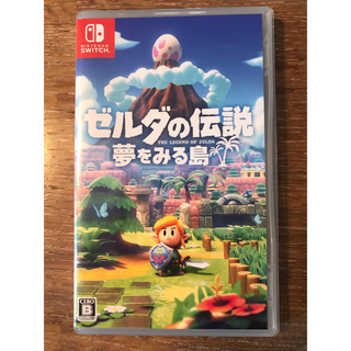 Nintendo Switch - ゼルダの伝説 夢を見る島 -Switch