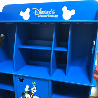 Disney - DWEディズニー英語教育セット ラック
