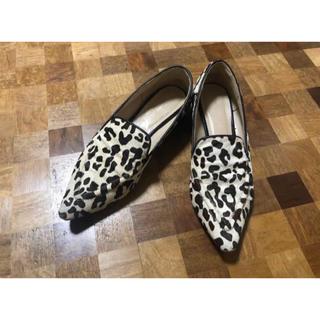 エイミーイストワール(eimy istoire)のeimy フラットシューズ(ローファー/革靴)