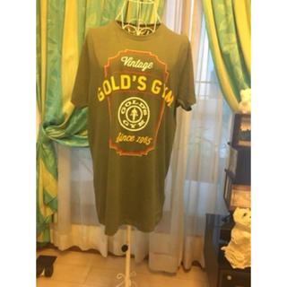 ゴールドジム Tシャツ(Tシャツ/カットソー(半袖/袖なし))