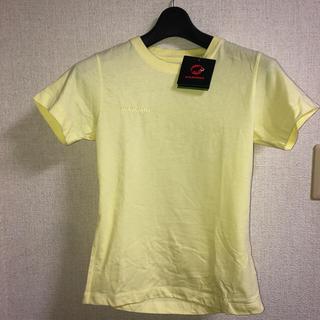 マムート(Mammut)のMANMUT レディースTシャツ(Tシャツ(半袖/袖なし))