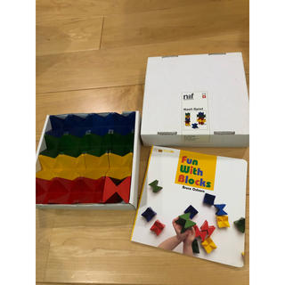 Neaf - ネフスピール 知育玩具 遊び方説明書あり