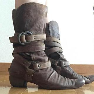 アルフレッドバニスター(alfredoBANNISTER)のブーツ(ブーツ)