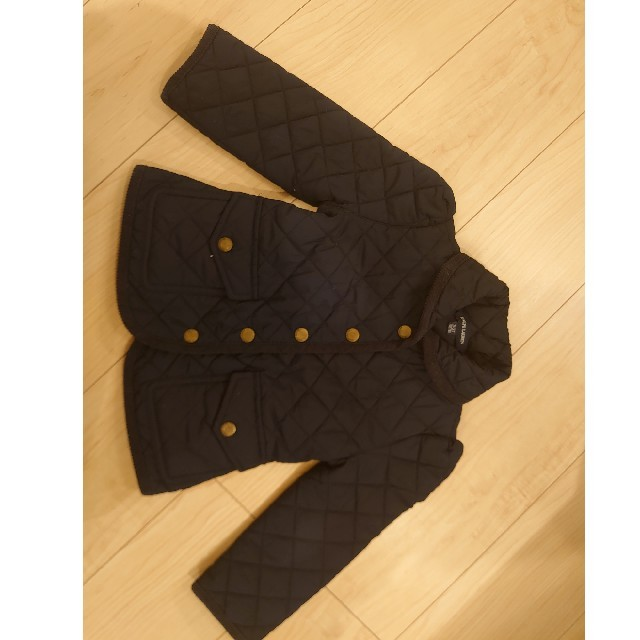 POLO RALPH LAUREN(ポロラルフローレン)のポロラルフローレン キルティングジャケット キッズ/ベビー/マタニティのキッズ服女の子用(90cm~)(ジャケット/上着)の商品写真