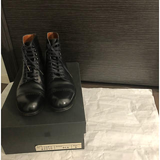 Scye - scye サイ EDGWARE BOOT 5   Italian leather