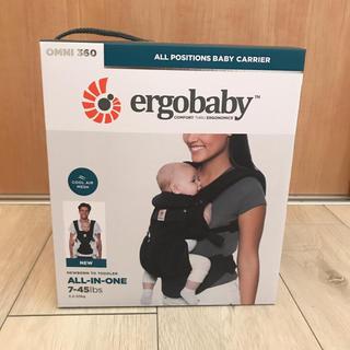 Ergobaby - ergobaby エルゴベビー オムニ360 クールエア オニキスブラック