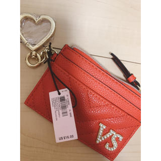 Victoria's Secret - ヴィクトリアシークレット新品未使用ミニ財布