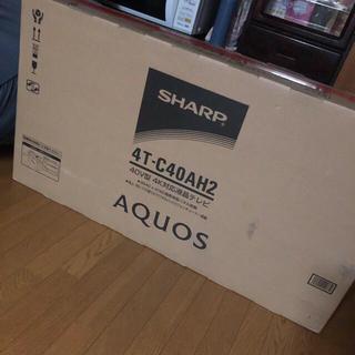 SHARP - SHARP AQUOS 40V型 4K対応 A AH2 4T-C40AH2