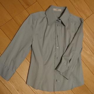 プラダ(PRADA)のPRADA ストレッチシャツ(シャツ/ブラウス(長袖/七分))