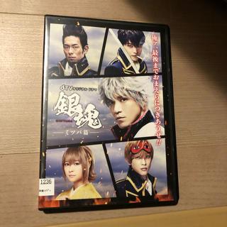 dTVオリジナルドラマ 銀魂 -ミツバ篇- DVD(TVドラマ)