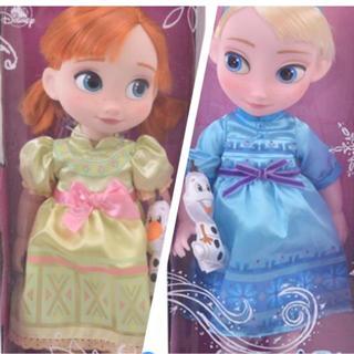 アナと雪の女王 - アナ雪コレクションドールアナ&エルサセット