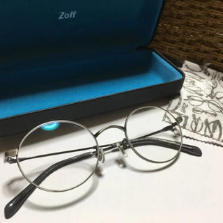 ゾフ(Zoff)のクリアレンズ 度なし zoff メガネクラッシック(サングラス/メガネ)