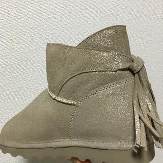 新品 定価16280円 暖かい♡ムートンブーツ 23、24、25cm 大特価‼️(ブーツ)