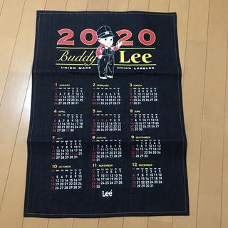 リー(Lee)のLeeデニムカレンダー(カレンダー/スケジュール)