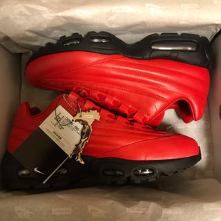 Supreme - supreme/Nike Air Max 95Lux Red 26.0EE