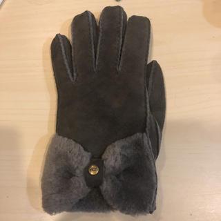 アグ(UGG)のUGG ムートン手袋 左手のみ(手袋)