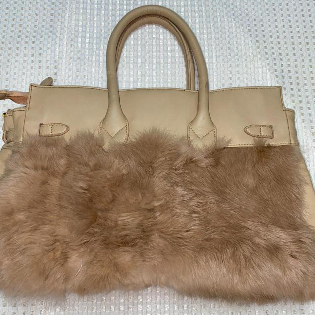 one*way(ワンウェイ)のOFUONワンウェイハンドバック レディースのバッグ(ハンドバッグ)の商品写真