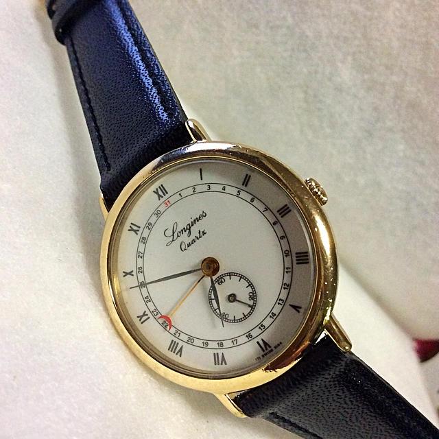 ブルガリ コピー 名入れ無料 - LONGINES - 希少‼️ロンジン 150周年記念 ポインターデイト・スモセコ メンズ 腕時計の通販