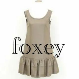 FOXEY - フォクシーニューヨークワンピース38