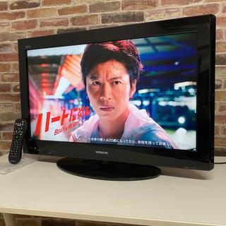 日立 - HITACHI Wooo  32V型 ハイビジョン 液晶テレビ L32-H05
