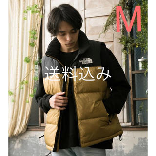 THE NORTH FACE - 【M】THE NORTH FACE ノース 1996 ヌプシベスト カーキ