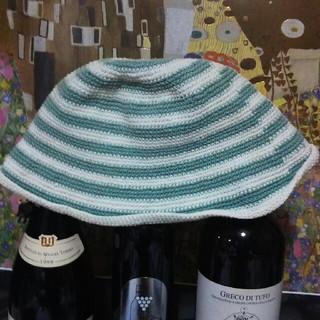 アニエスベー(agnes b.)のアニエスb~ニット帽子~48cm(帽子)