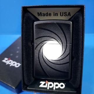 ジッポー(ZIPPO)の新品❤15D'ZIPPO❤銃口ライフリングデザイン♥送料無料(タバコグッズ)