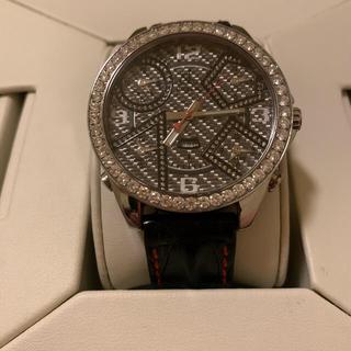 マークジェイコブス(MARC JACOBS)のJACOB&Co ジェイコブ ファイブタイムゾーン 47mm アフターダイヤ(腕時計(アナログ))