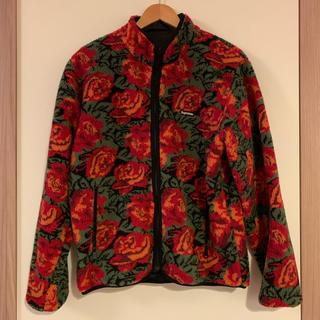 Supreme - Supreme 16AW Roses Sherpa Fleece 赤M