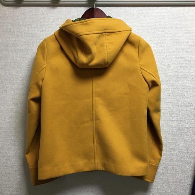 COCUE(コキュ)のCOCUE ダッフルコート ショート丈 レディースのジャケット/アウター(ダッフルコート)の商品写真