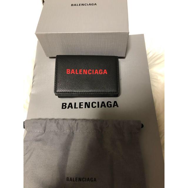 Balenciaga(バレンシアガ)のバレンシアガ ミニ財布新作 一点のみ メンズのファッション小物(折り財布)の商品写真