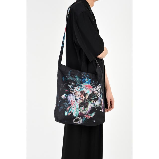 LAD MUSICIAN(ラッドミュージシャン)の【新品】ラッドミュージシャン ショルダーバッグ 花柄 ビビッド 19SS メンズのバッグ(ショルダーバッグ)の商品写真