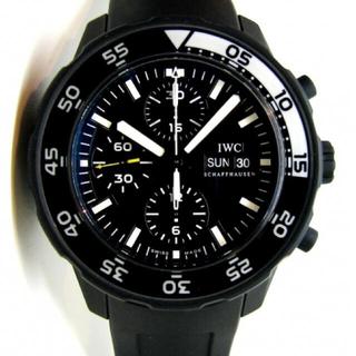 インターナショナルウォッチカンパニー(IWC)のIWCアクアタイマーガラパゴスアイランド IW376705写真追加(腕時計(アナログ))