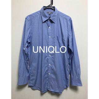 UNIQLO ストライプシャツ L