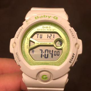 ベビージー(Baby-G)のBaby G(腕時計(デジタル))