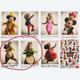 Disney - ベリーベリーミニー ポストカード