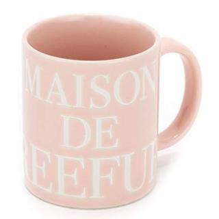 メゾンドリーファー(Maison de Reefur)のメゾンドリーファーマグカップ(グラス/カップ)