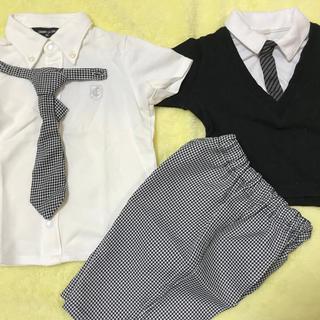 コムサイズム(COMME CA ISM)のCOMME CA ISM(コムサイズム)ベビー服(セレモニードレス/スーツ)