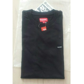 Supreme - Supream スモールボックスロゴTシャツ 新品未使用 ブラック