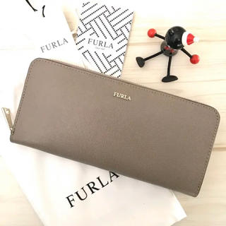 Furla - 新品 FURLA(フルラ) 長財布 サッビアグレー