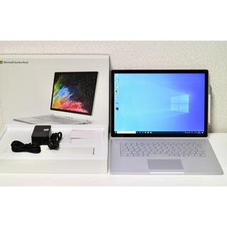 Microsoft - マイクロソフト SurfaBook2 15 i7 16 512 GTX1060