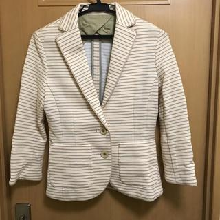 ダブルスタンダードクロージング(DOUBLE STANDARD CLOTHING)のダブルスタンダード マリンジャケット38(テーラードジャケット)