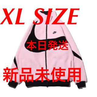 NIKE - Nike boa jacket ナイキ ボアジャケット ピンク ブルゾン