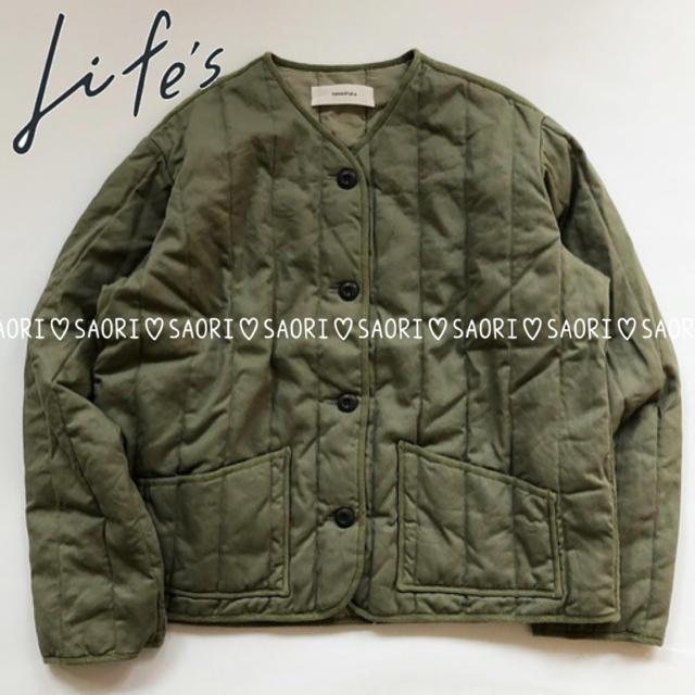 TODAYFUL(トゥデイフル)のTODAYFUL【未使用に近い】Quilting Compact Blouson レディースのジャケット/アウター(ブルゾン)の商品写真