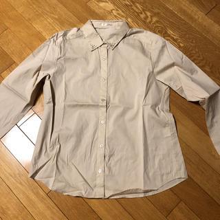 ハニーズ(HONEYS)のベージュシャツ(シャツ/ブラウス(長袖/七分))